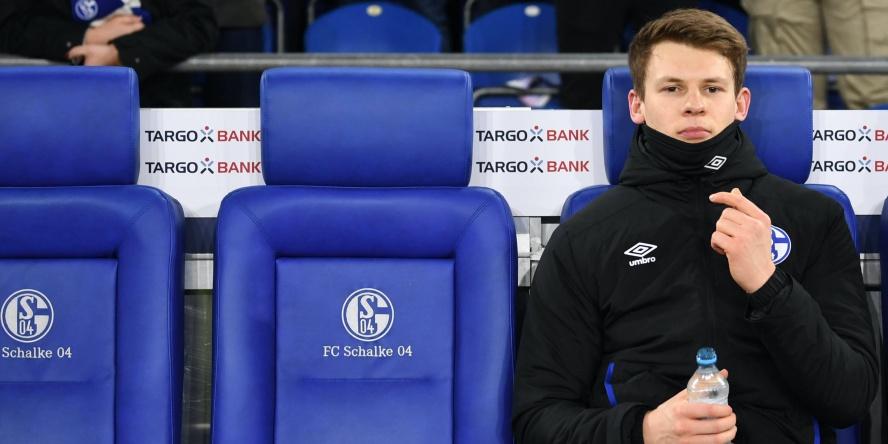 Alexander Nübel wird beim FC Schalke bis zum Saisonende nur noch auf der Bank sitzen.