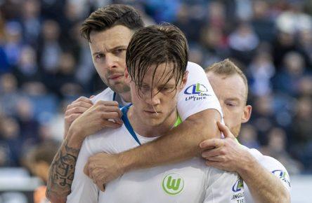 Weghorst Wolfsburg Comunio Bundesliga Cropped