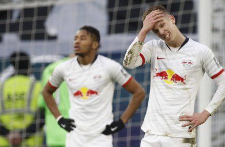 Dani Olmo von RB Leipzig
