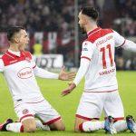 Zwischenbilanz Fortuna Düsseldorf: Ein starkes Offensiv-Trio kann Röslers Truppe retten