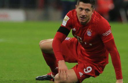 Robert Lewandowski meldet sich beim FC Bayern München wohl bald zurück