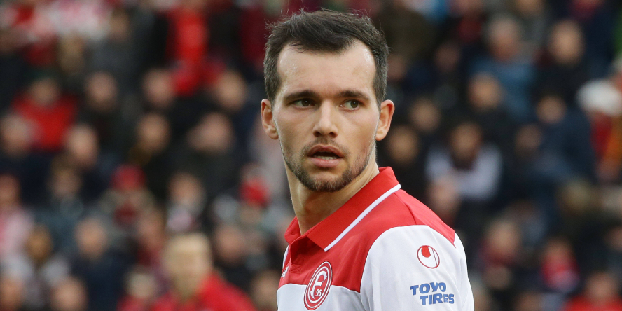 Leistungsträger bei Fortuna Düsseldorf: Kevin Stöger