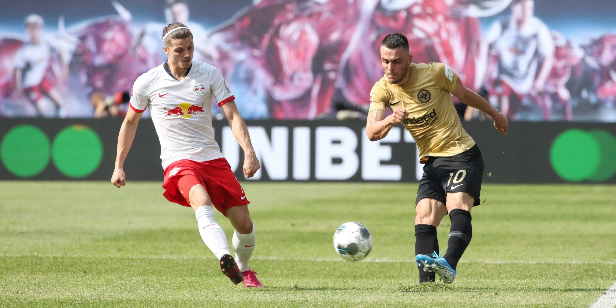 Marcel Sabitzer und Filip Kostic