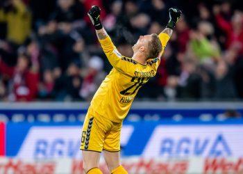 Mark Flekken vom SC Freiburg