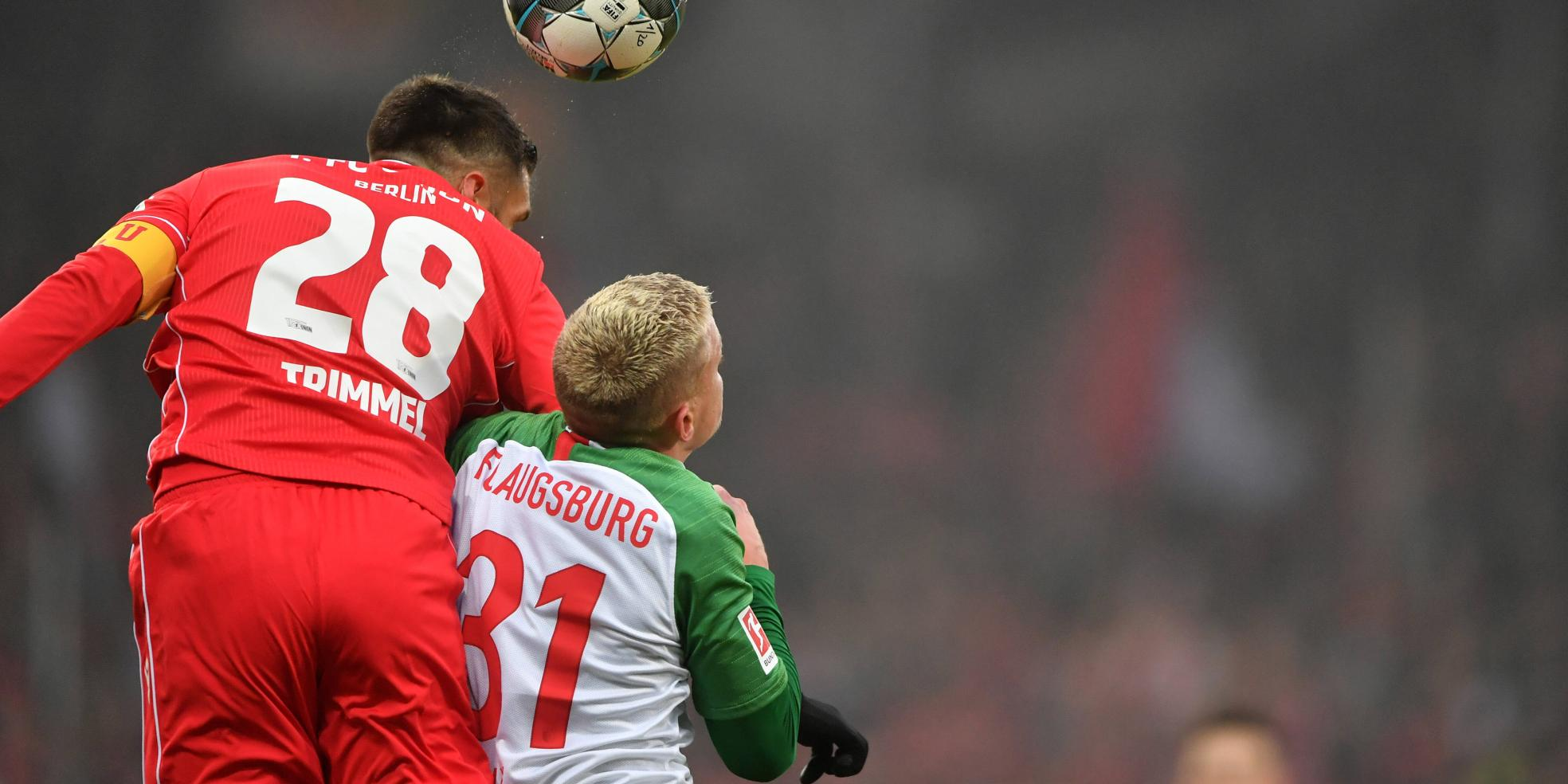 Christopher Trimmel und Philipp Max