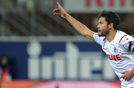 Sogar als Torschütze für den 1. FC Köln unterwegs: Jonas Hector