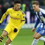 Marktwertgewinner der Woche – KW 16: Sancho wieder dabei, Hertha doppelt vertreten