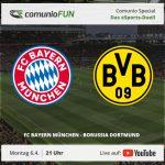 FC Bayern München 0:2 Borussia Dortmund: Die ComunioFUN-Punkte zum eSports-Special