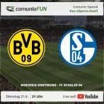 Borussia Dortmund 0:1 FC Schalke 04: Die ComunioFUN-Punkte zum eSports-Special