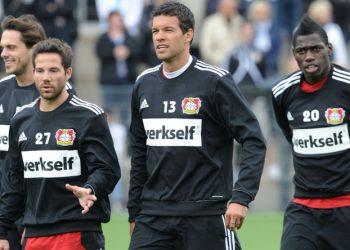 Gonzalo Castro (l.) lief bis 2015 für Bayer 04 Leverkusen auf.