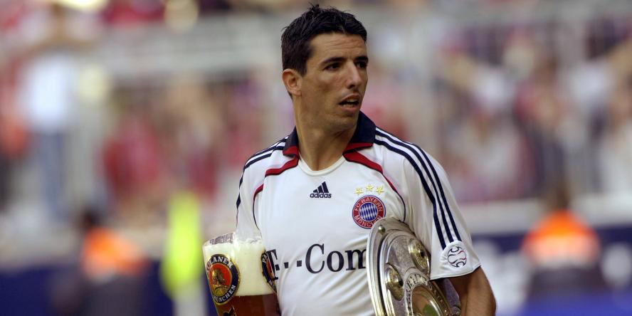 Roy Makaay spielte vier Jahre für den FC Bayern.
