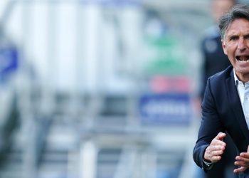 Voll bei Hertha BSC dabei: Neu-Trainer Bruno Labbadia