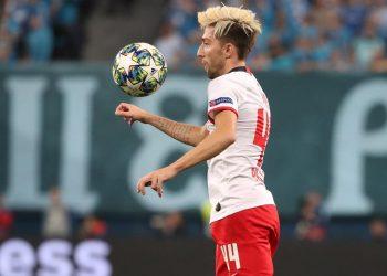 Kevin Kampl von RB Leipzig