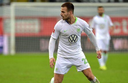 Marin Pongracic vom VfL Wolfsburg
