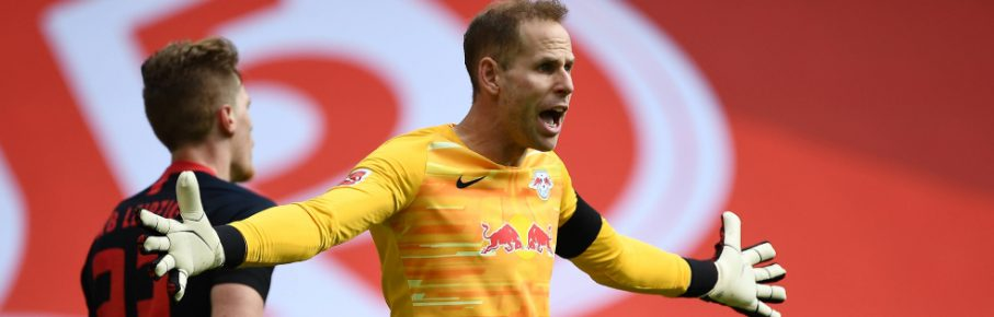Führungsspieler bei RB Leipzig: Peter Gulacsi