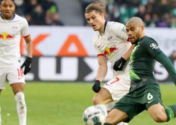 Paulo Otavio im Einsatz für den VfL Wolfsburg