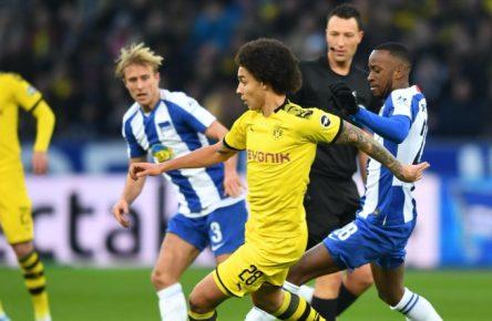 Am 30. Spieltag treffen der BVB und Hertha BSC aufeinander.