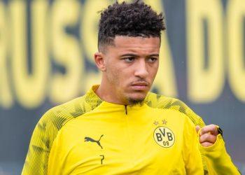 Jadon Sancho sorgte beim BVB abermals für Ärger.