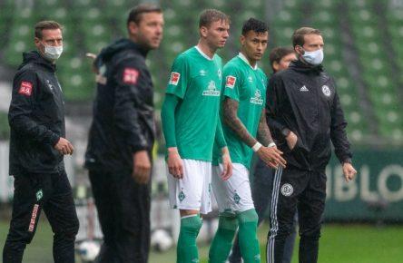 Davie Selke spielt seit seiner Rückkehr nach Bremen eher unterdurchschnittlich.