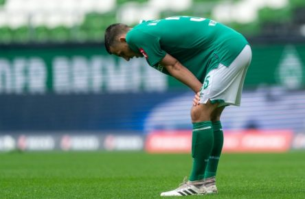 Der SV Werder Bremen schlittert mit Vollgas in Richtung 2. Liga.