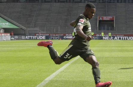 Am Ball für den FSV Mainz 05: Ridle Baku