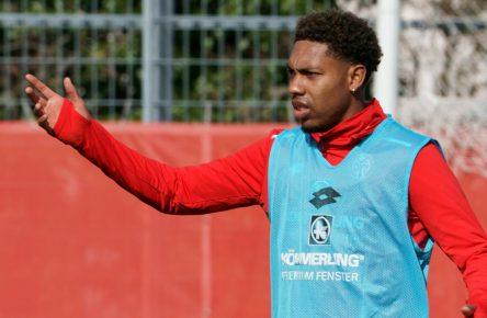 Jean-Paul Boetius vom FSV Mainz 05