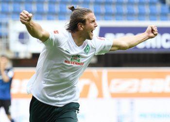 Niclas Füllkrug von Werder Bremen