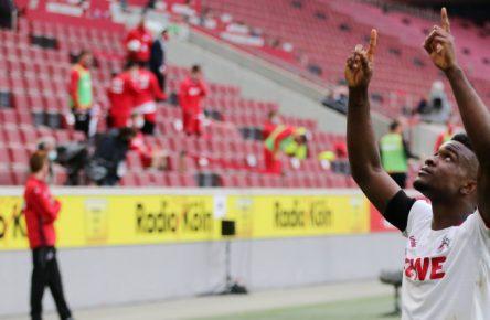 Torjäger beim 1. FC Köln: Jhon Cordoba