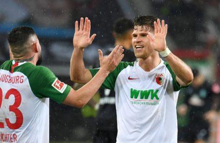 Florian Niederlechner prägte die Saison des FC Augsburg.