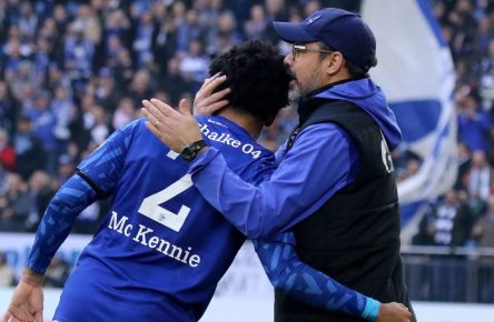 David Wagner und Weston McKennie