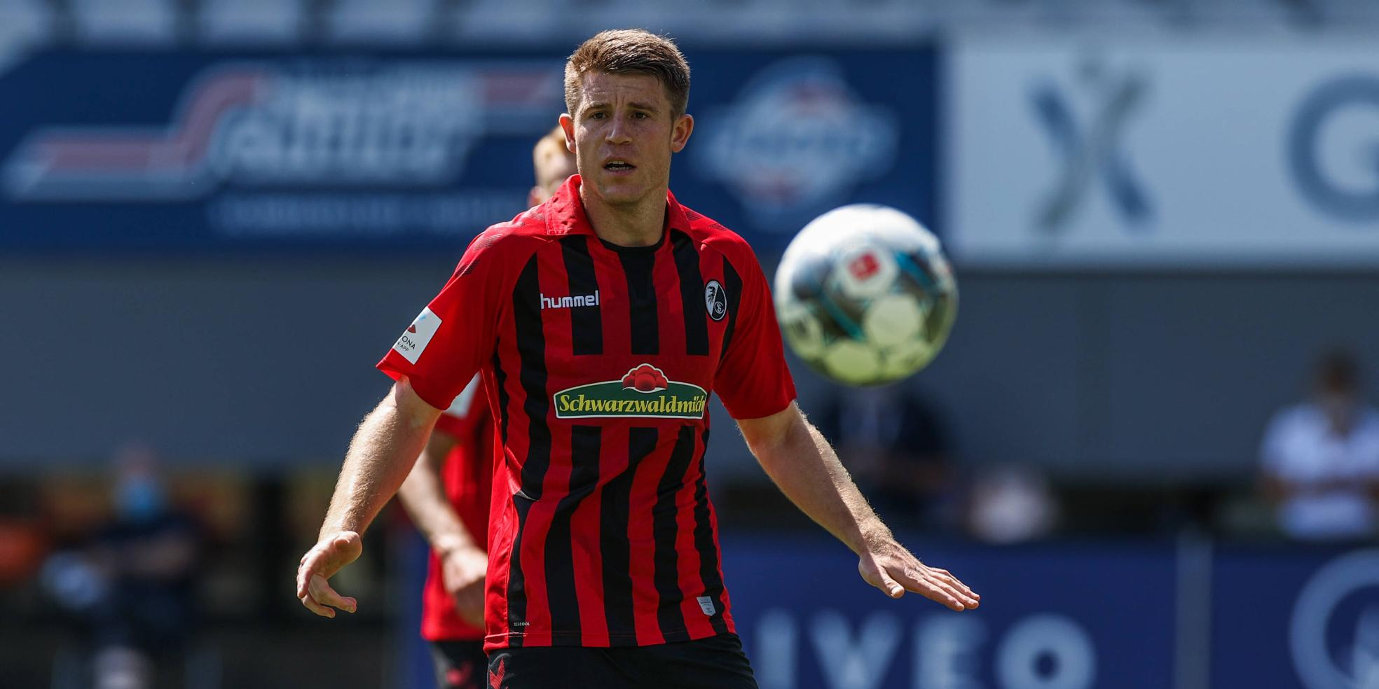 Dominique Heintz vom SC Freiburg