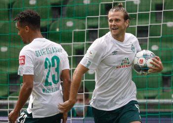 Niclas Füllkrug vom SV Werder Bremen