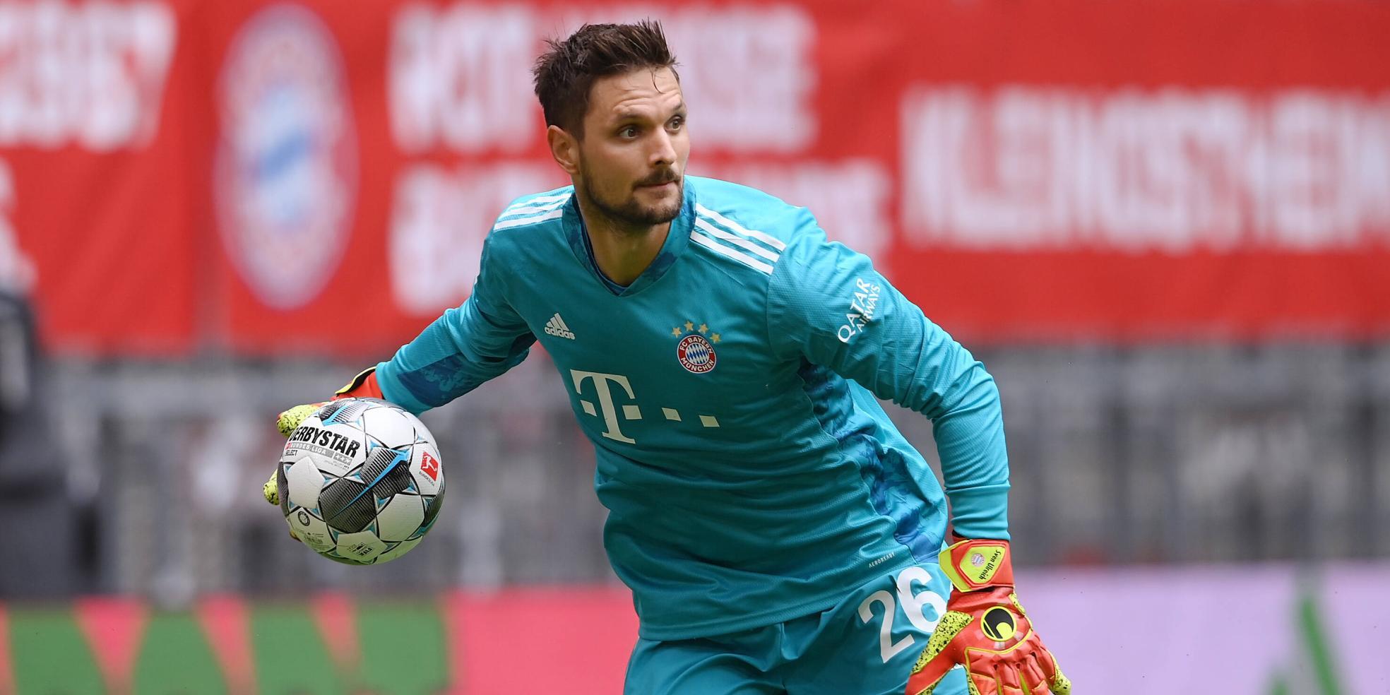Wechselt Sven Ulreich vom FC Bayern zu Hertha BSC?