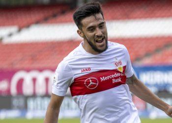 In der 2. Bundesliga treffsicher: Nicolas Gonzalez vom VfB Stuttgart
