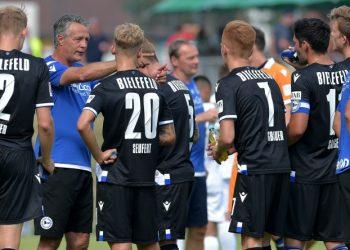 Arminia Bielefeld ist zurück in der Bundesliga und einige spannende Kicker den Reihen.