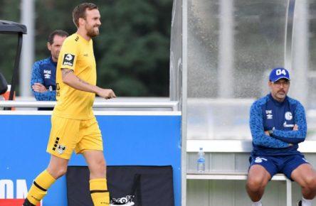 Der FC Schalke verlor mit 1:3 gegen den KFC Uerdingen.