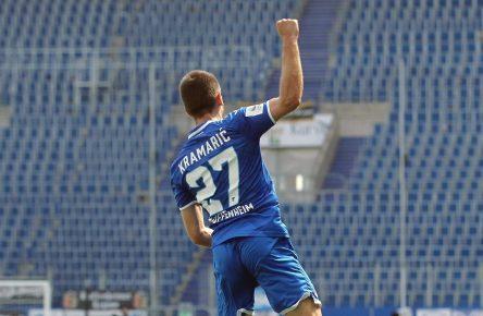 Andrej Kramaric von der TSG Hoffenheim