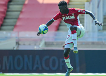 Talent von der AS Monaco: Benoit Badiashile