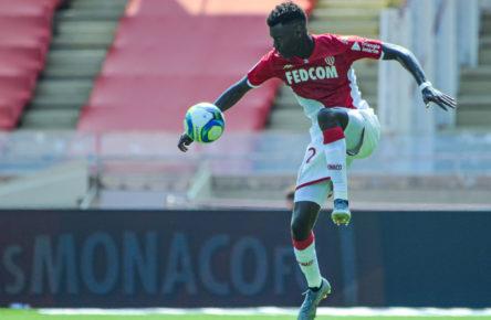 Talent von der AS Monaco: Benoit Badiashile