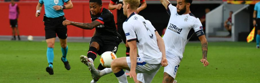 Leon Bailey gegen die Glasgow Rangers: Schon ein Abschiedsspiel?