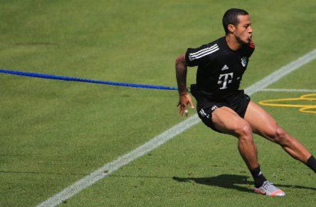 Thiago will weg, aber noch halten ihn Mächte in München.
