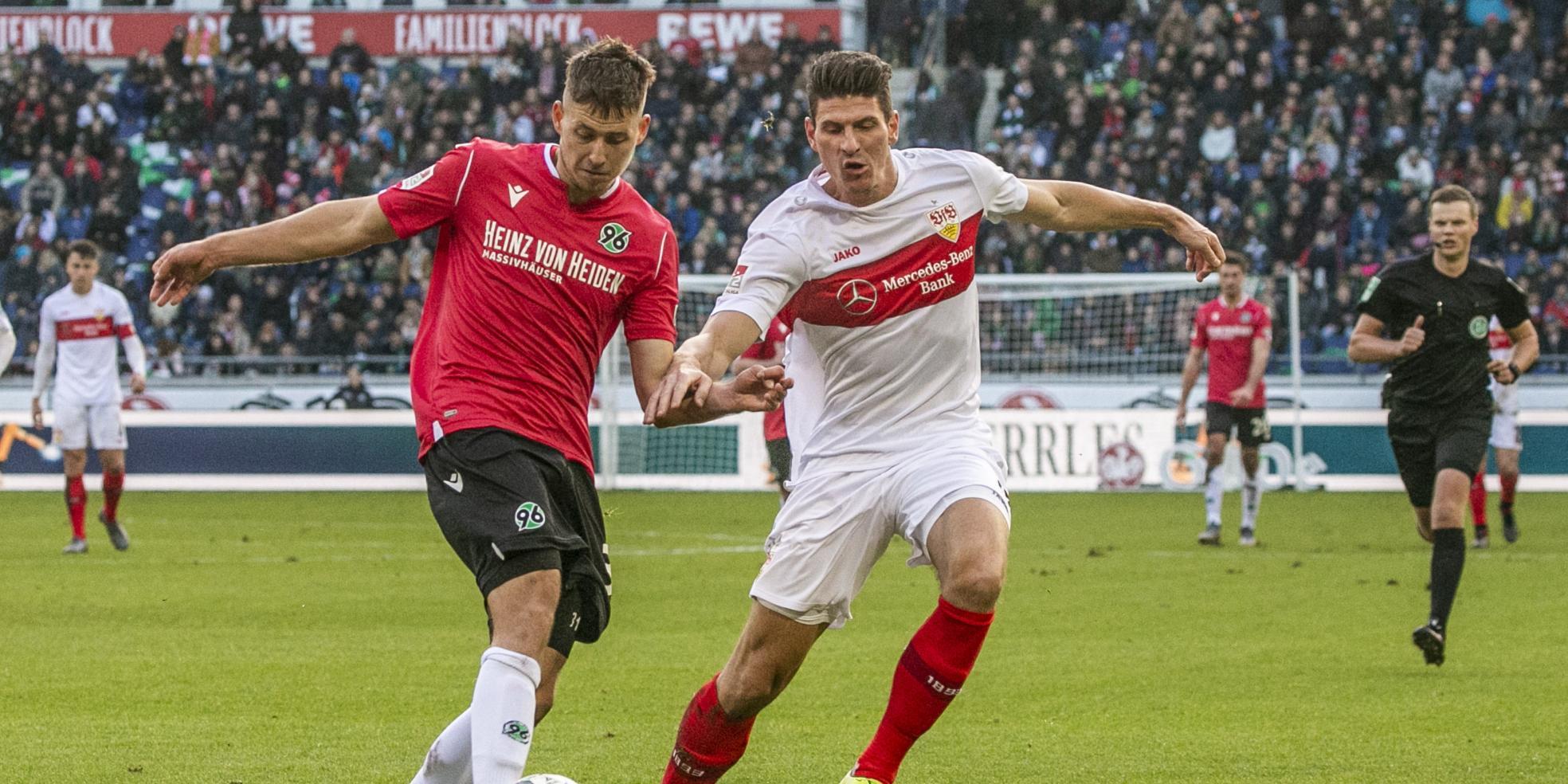 Waldemar Anton und Mario Gomez