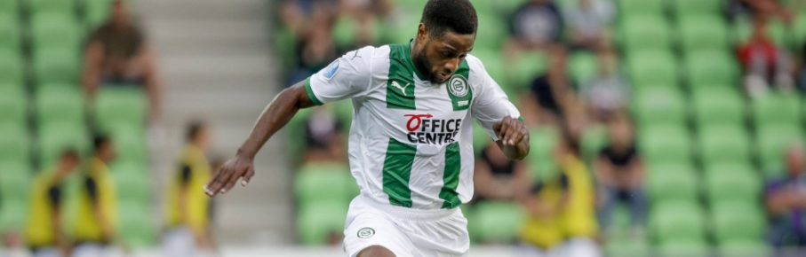 Deyovaisio Zeefuik sorgt für eine gute Mischung bei Hertha.