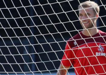Kennt sich mit Toren aus: Sebastian Andersson vom 1. FC Köln