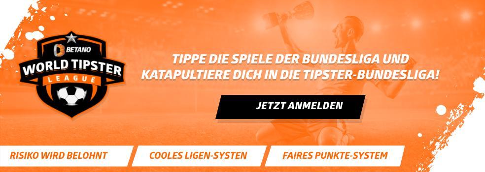 World Tipster League - Das fairste Tippspiel