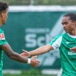 Testspiele am Samstag: Selke schnürt Hattrick, Chong trifft doppelt – HSV schlägt Hertha