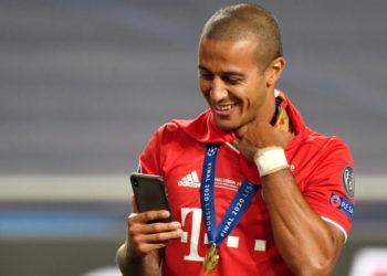 Vom FC Bayern München zum FC Liverpool: Thiago Alcantara