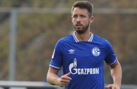 Zurück beim FC Schalke 04: Mark Uth