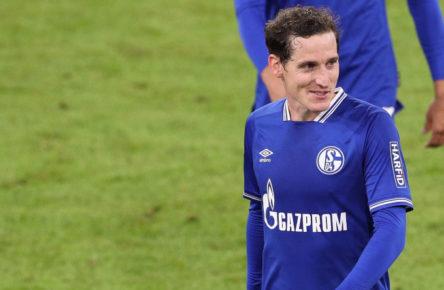 Schon wieder zu 1899 Hoffenheim? Sebastian Rudy vom FC Schalke 04