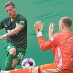 Hahn, Haidara, Herrmann und Co.: Die großen Gewinner des DFB-Pokals
